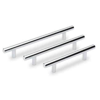 ручки-рейлинги металлические